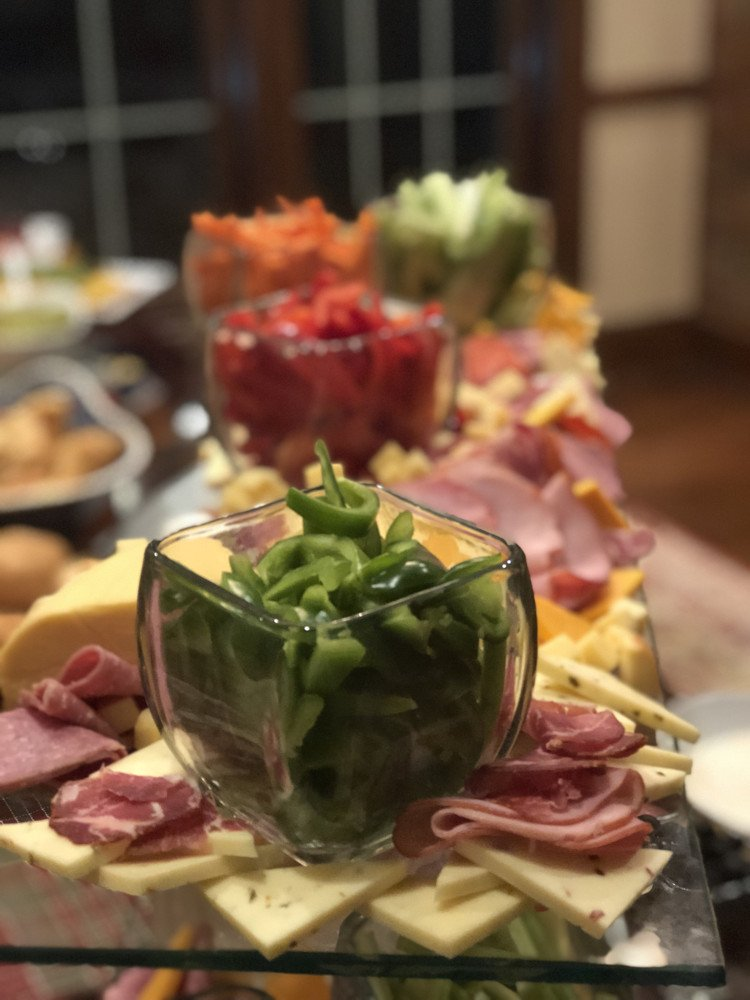 Christmas Charcuterie - Social Moving Gallery 2018