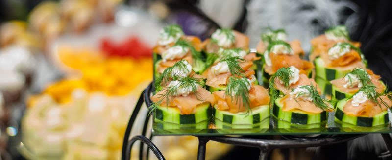 What to Serve at Your Wedding